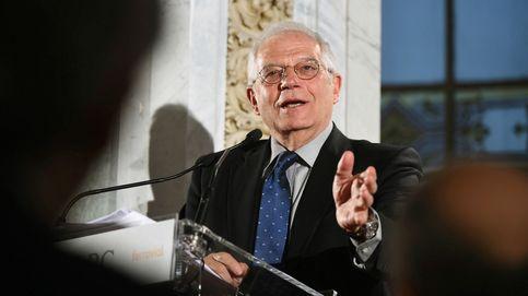 Borrell dice que la política del ibuprofeno con Cataluña ha tenido poco éxito