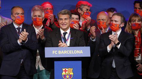 El Barça pega un frenazo: vuelve a Laporta después de 11 años nefastos de rosellismo