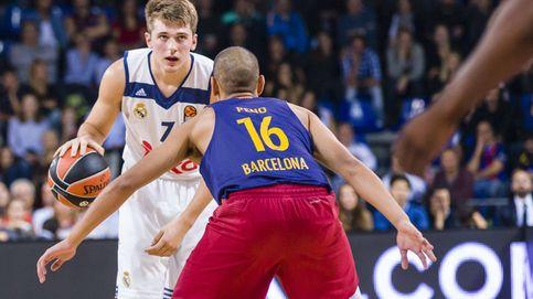 El Barcelona quiere a Doncic en la NBA, pero antes le falta dominar el Clásico