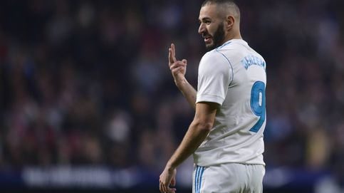 Los pésimos números que desnudan por enésima vez a Benzema