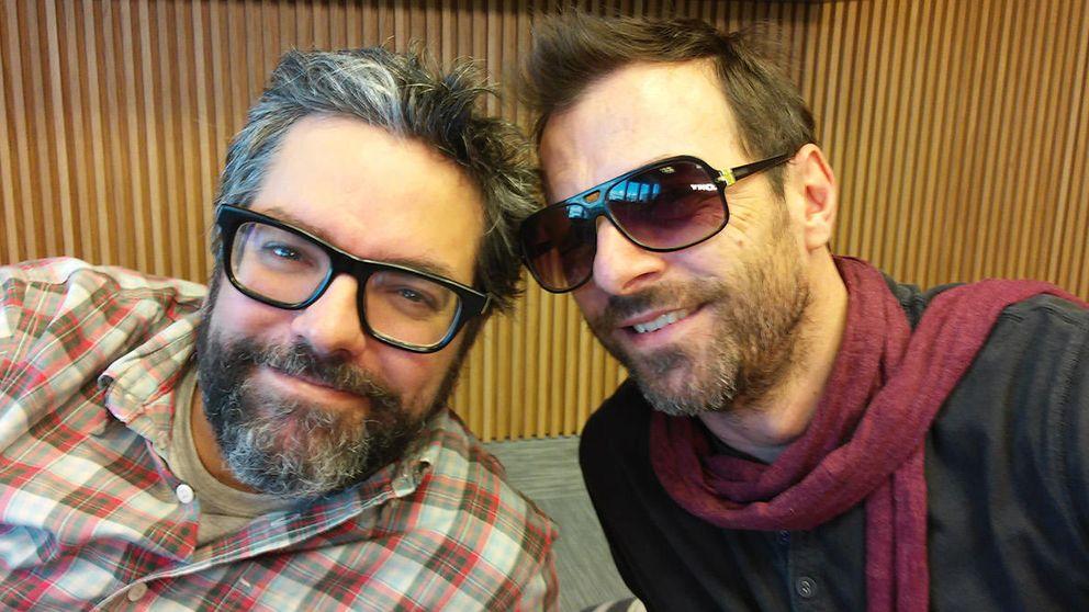 Kevin Johansen y Liniers, garabatos de humor para canciones de 'hamor'