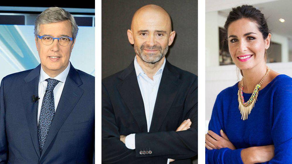 Buruaga, Lobato, Nuria Roca…: Hacienda gana en los tribunales a los presentadores