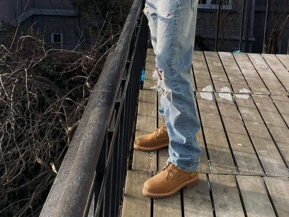Foto: Estas botas de montaña son tendencia. (Instagram @pernilleteisbaek)