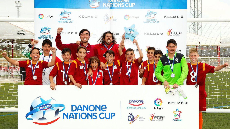 La EF Chiclana dominó la Fase Sur de la Danone Nations Cup