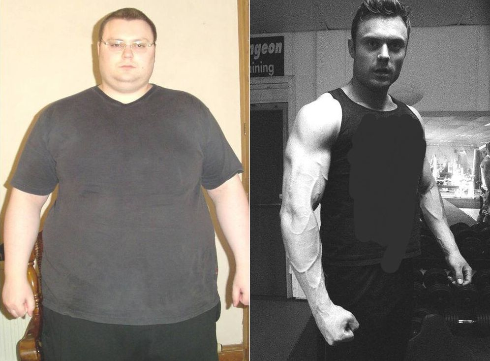 weight loss warriors mike waudby