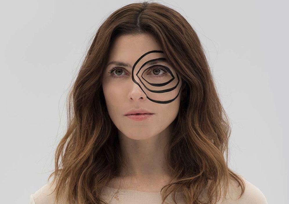 Foto: Bárbara Lennie es una de las actrices que participa en el corto 'Re_' para cambiar la acepción de maquillar.