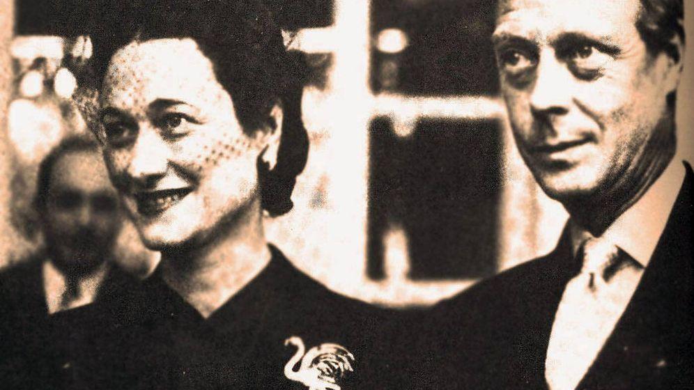 Foto: Wallis Simpson y Eduardo VIII. (EFE)