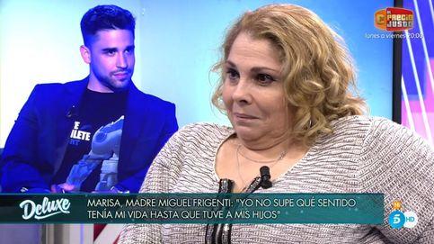 La madre de Miguel Frigenti habla en el 'Deluxe' del trauma de su hijo