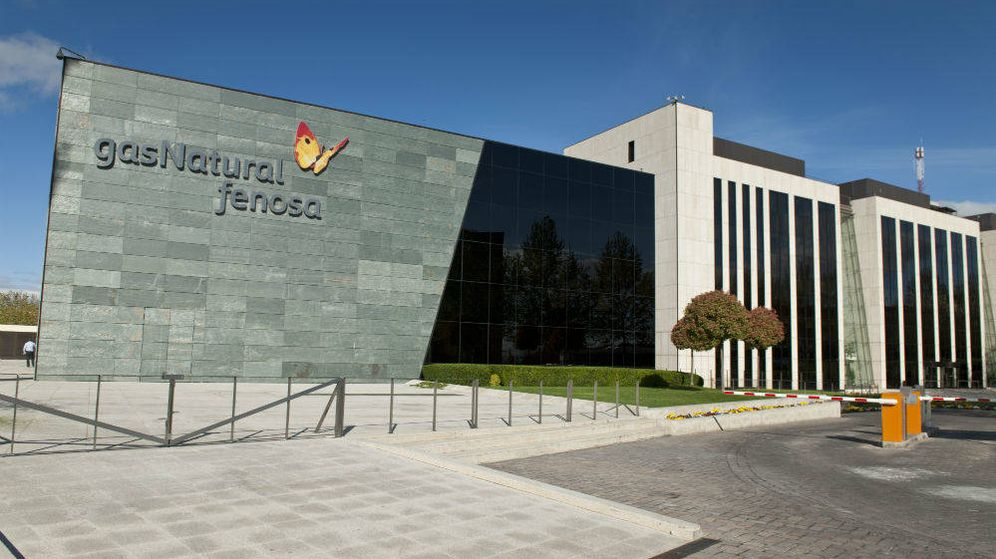 Foto: Sede de Gas Natural Fenosa en la Avenida de San Luis de Madrid