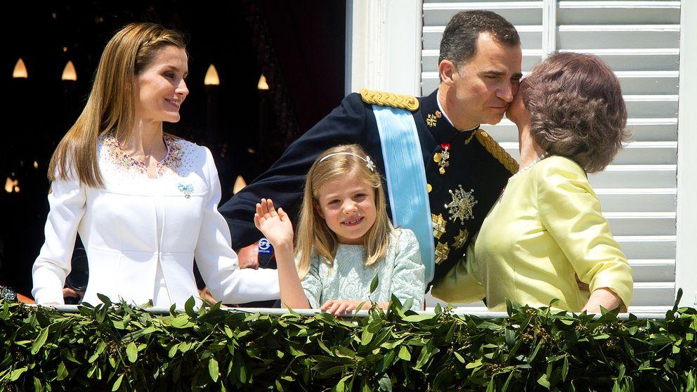 El papel de la Reina Sofía en la proclamación del Rey Felipe VI