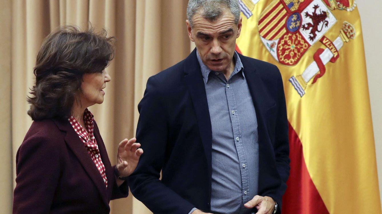 Calvo habla de un pacto con el Vaticano para la inhumación de Franco, y Roma lo niega