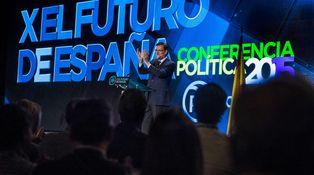Rajoy se crece y esprinta a la sombra de Grecia