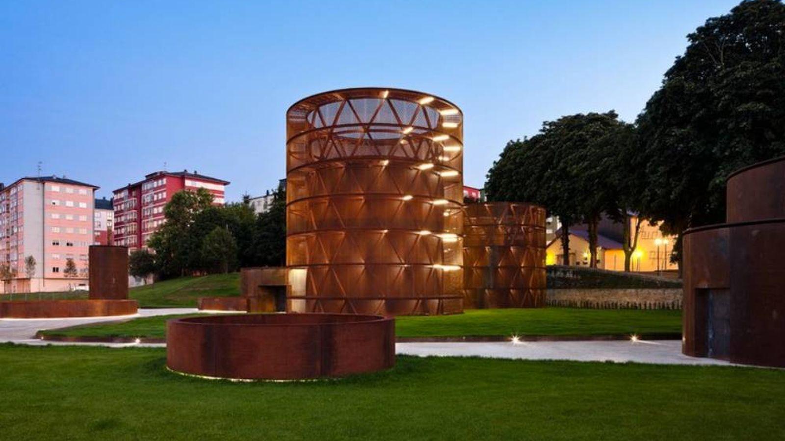 Arquitectura la arquitectura de lugo una fusi n de - Arquitectos lugo ...