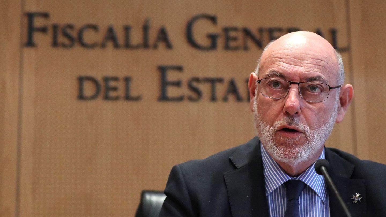 El fiscal general del Estado José Manuel Maza. (EFE)