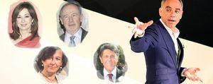 Joaquín Torres convoca a Ana Patricia Botín, Rodrigo Rato y a numerosos rostros de la 'jet set' y el poder