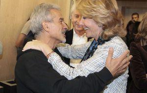 Toni Cantó hace campaña junto a Rosa Díez