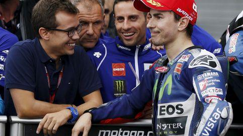 Lorenzo pierde rueda y queda en manos de Rossi para ganar el Mundial