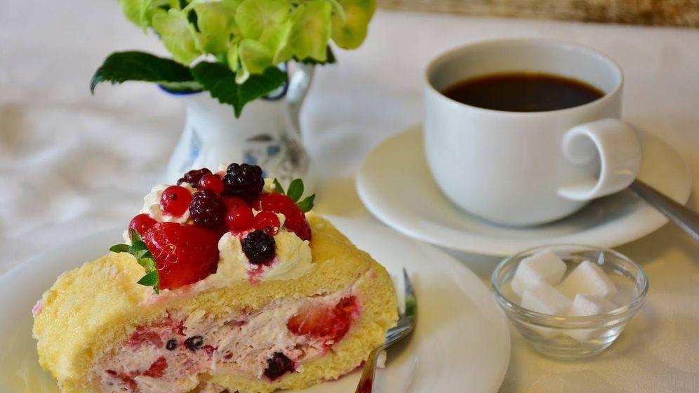Foto: La tarta que se sirvió en el funeral no fue la que se había encargado