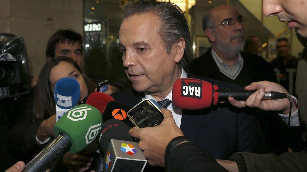 Foto: El concejal en el Ayuntamiento de Madrid, Antonio Miguel Carmona. (EFE)