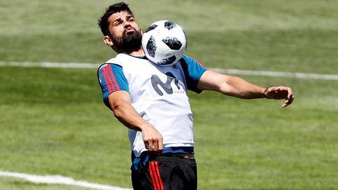 Por qué hay que apostar (por enésima vez) por la 'brocha gorda' de Diego Costa
