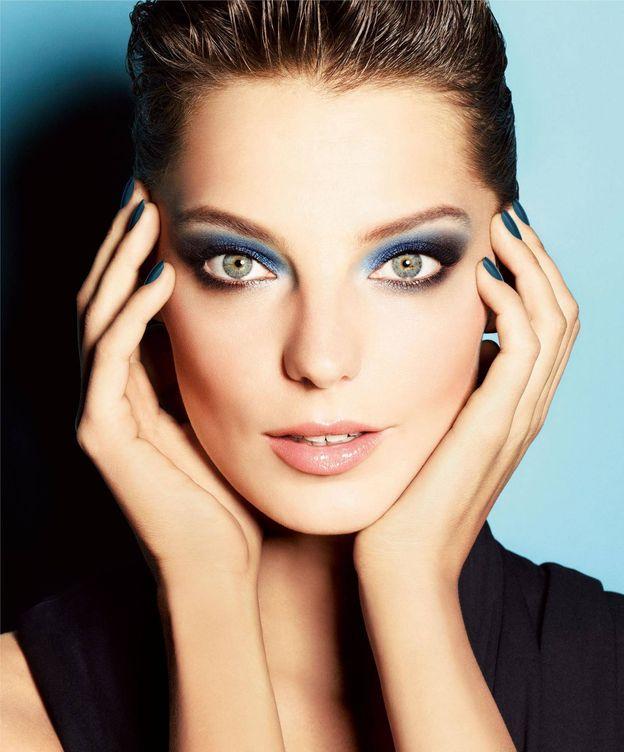Foto: También puedes entrenar tus ojos (Foto: Lancôme)