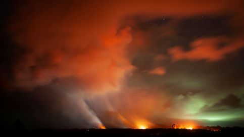 Nube tóxica del Kilauea