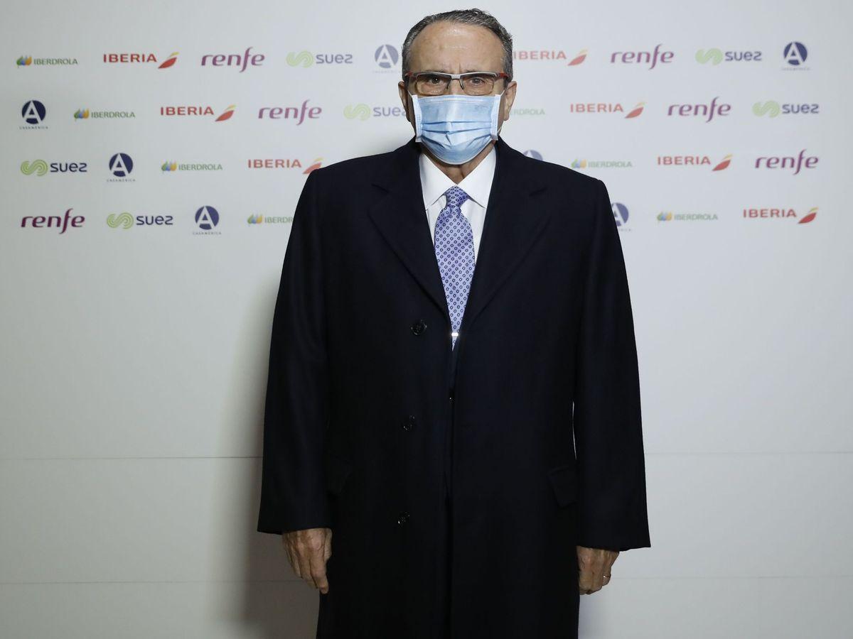 Foto: Javier Moll, presidente del grupo editorial Prensa Ibérica. (EFE)