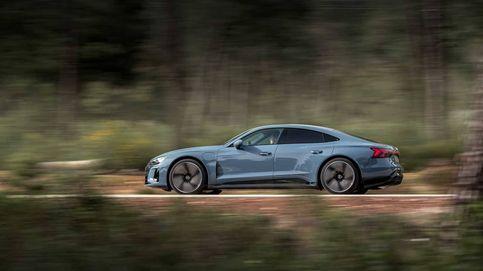 Nueva estrella eléctrica, la berlina deportiva Audi e-tron GT