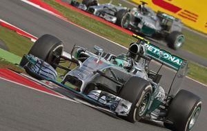 ¿Van a prohibir un 'truco' ilegal de Mercedes para el GP de Alemania?