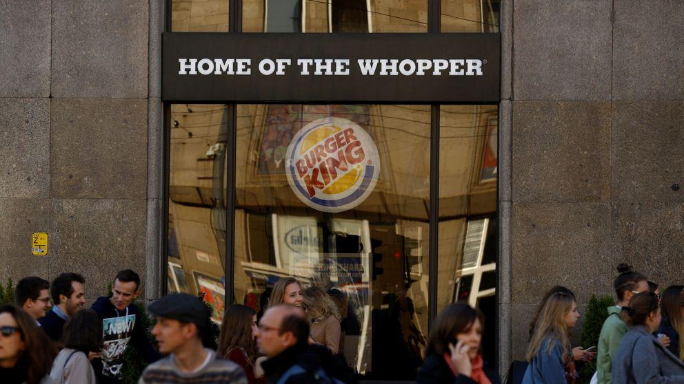 El Gobierno tumba el ERTE total de Burger King para 14.000 empleados