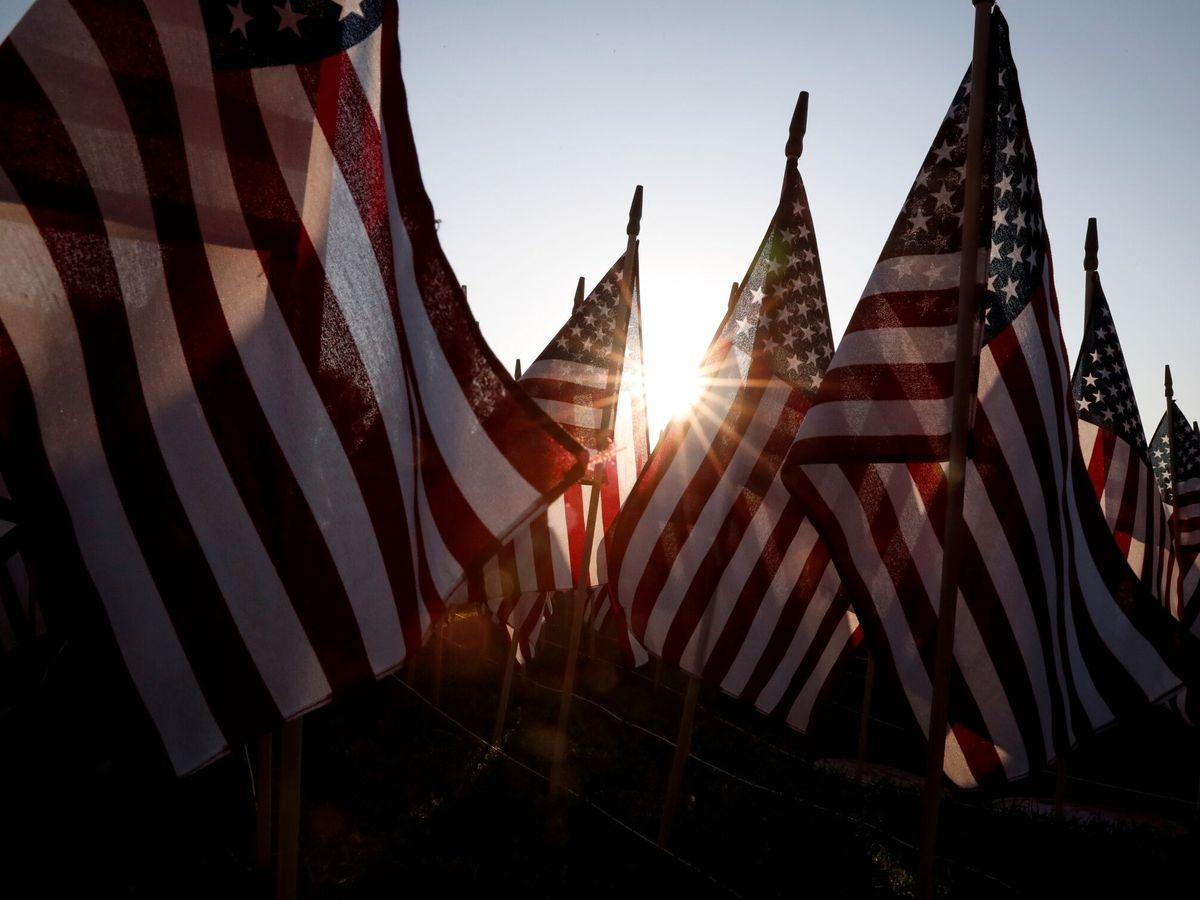 Foto: Memorial por el 11-S en California. (EFE)