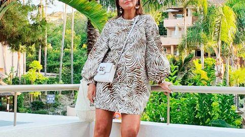 El armario low cost con el que Paula Echevarría disfruta de Marbella