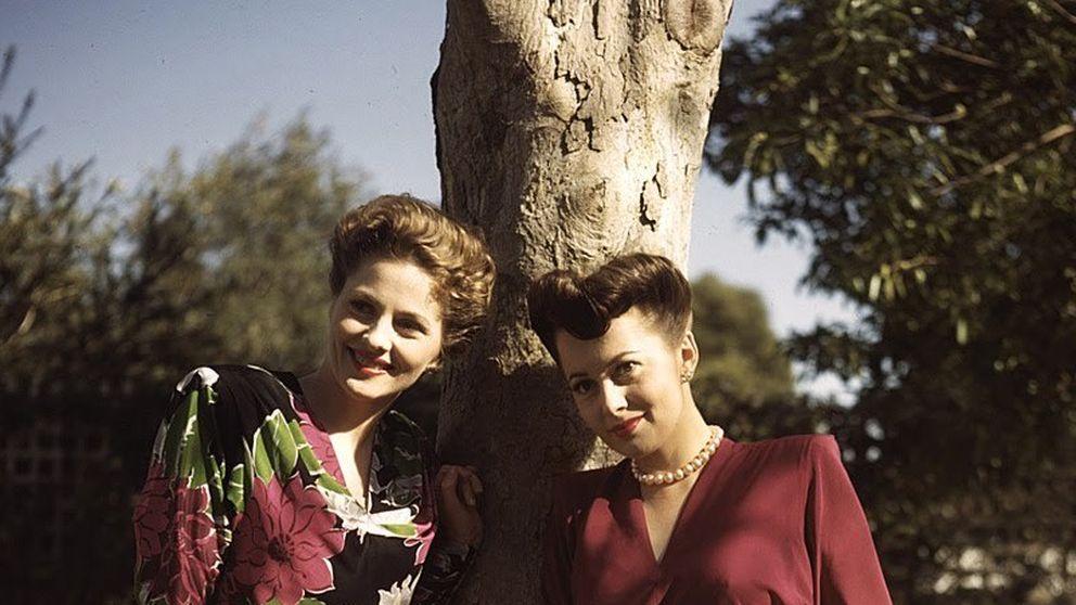 Joan Fontaine y Olivia de Havilland, enemigas más allá de la muerte