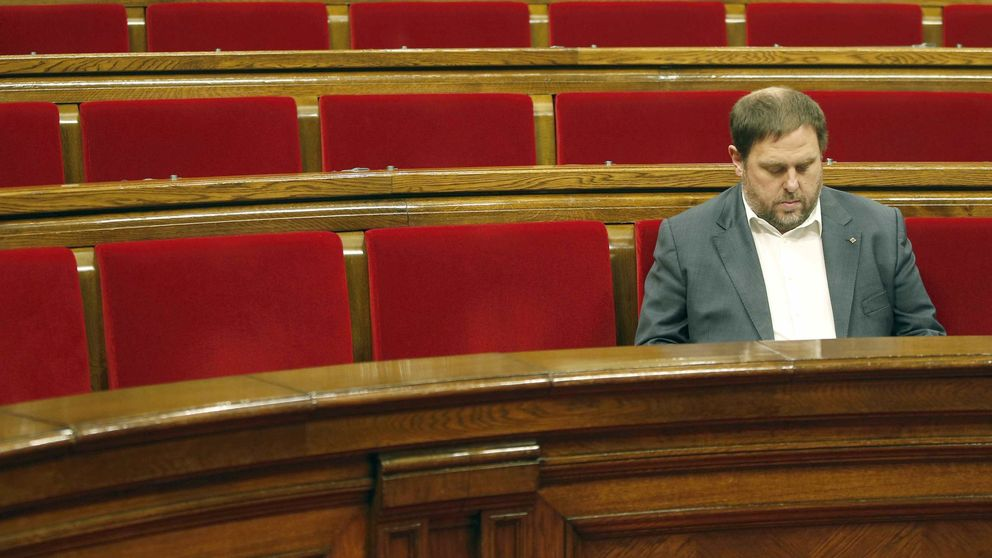 Junqueras: advertencia sin 'independencia'