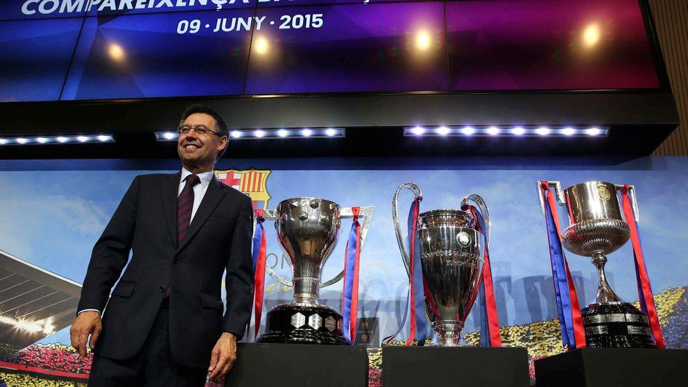 Bartomeu marca paquete y se olvida del 'fair play' en su despedida del Barça
