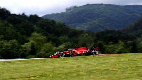 Ferrari y sus pilotos en plan estajanovista: ¿tapar los pies para descubrir la cabeza?
