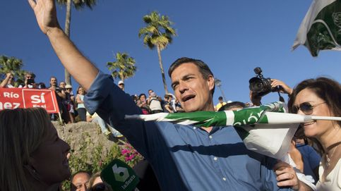 Sánchez gana con rotundidad las primarias y Díaz asume su derrota