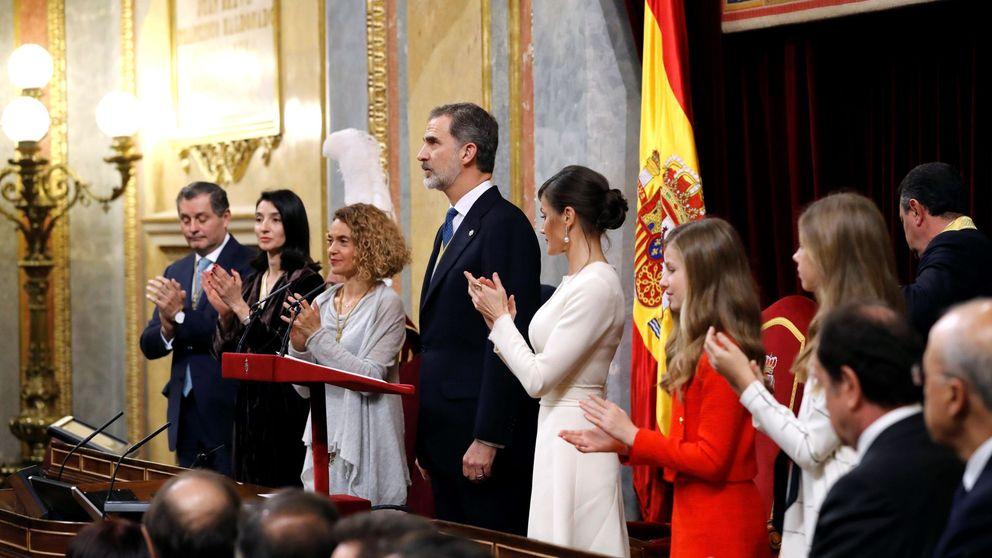 Inicio de la legislatura | Soberanistas plantan al Rey, aplausos de Podemos y lío con Vox
