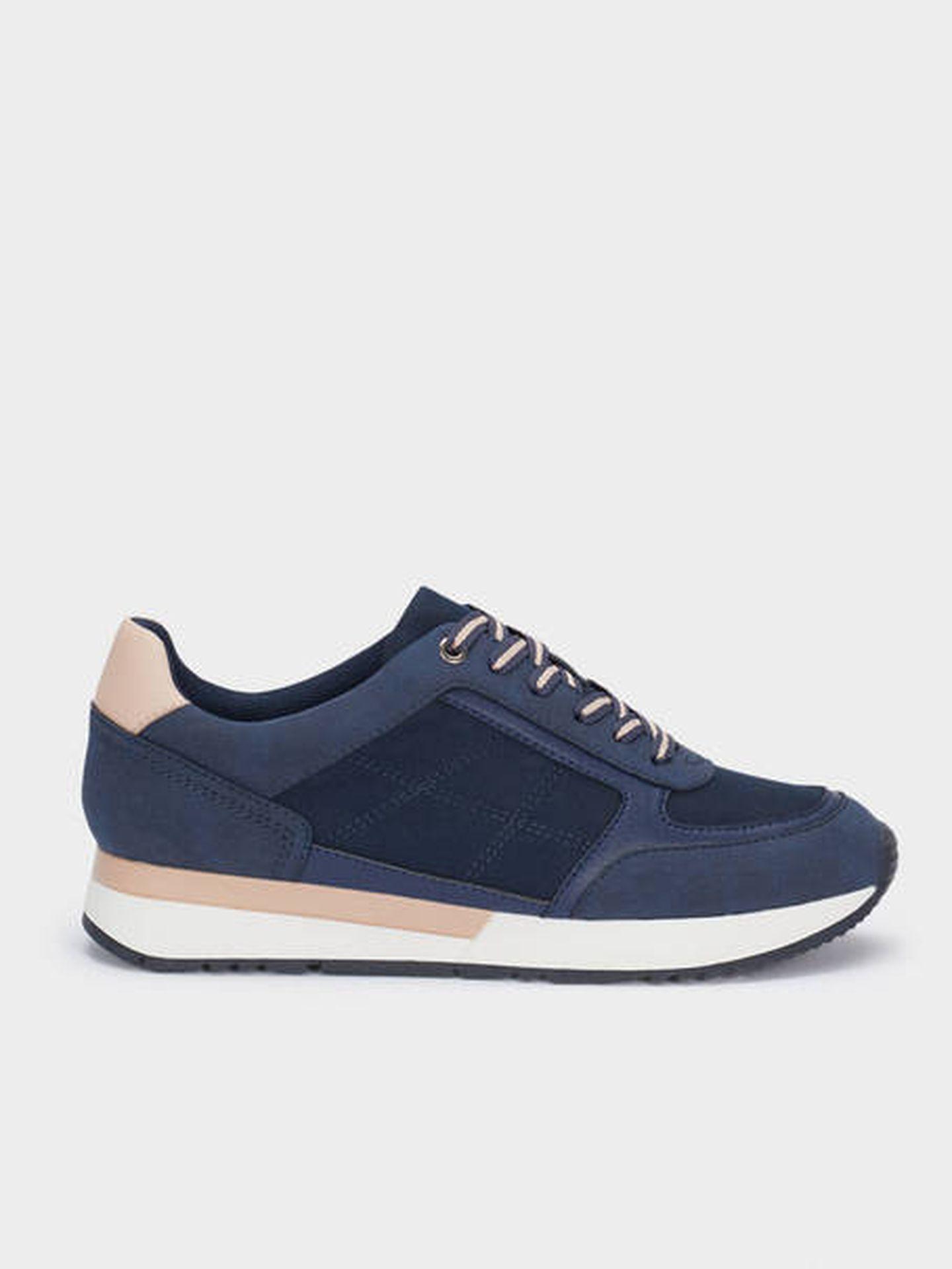 Zapatillas deportivas de Parfois. (Cortesía)
