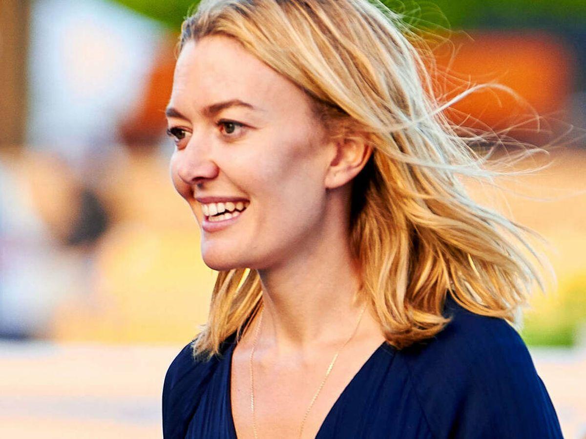 Foto: Marta Ortega, hija del fundador de Inditex, Amancio Ortega. (Getty)