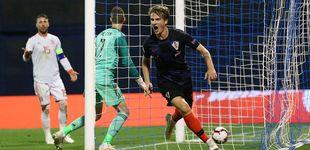 Post de Culpar a De Gea (mientras Luis Enrique se va de rositas), nuevo deporte nacional