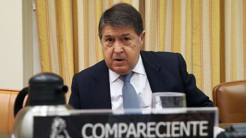 José Luis Olivas, expresidente de Bancaja y exvicepresidente de Bankia.