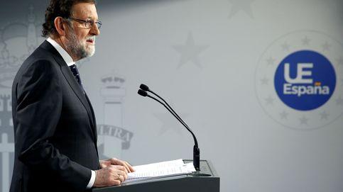 Rajoy pide a Torrent reconducir la situación con decisiones ajustadas al derecho
