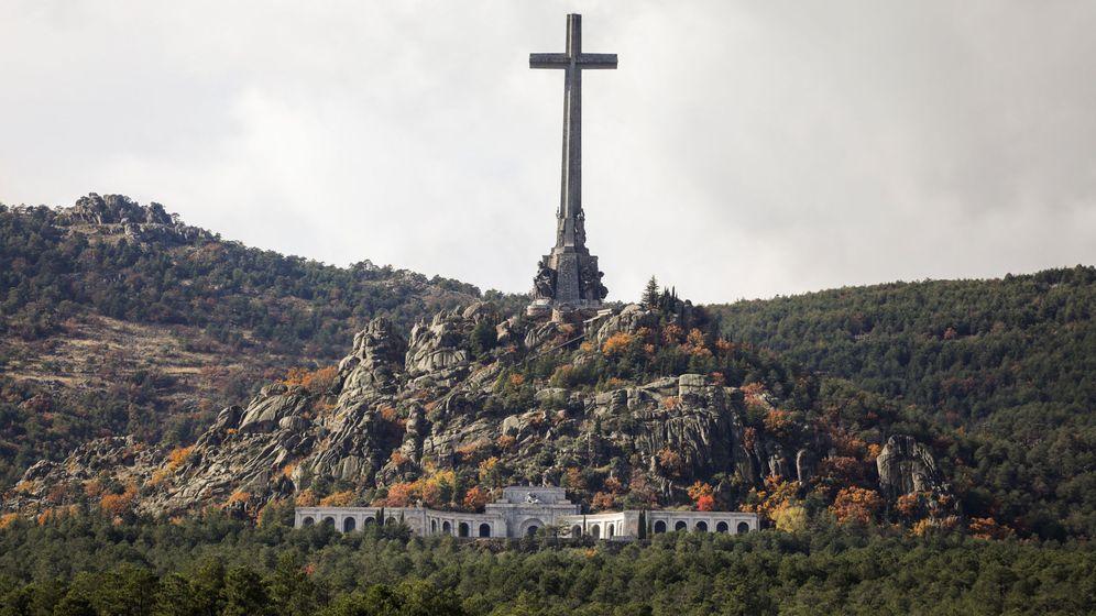 Foto: Vista del Valle de los Caídos, el pasado 20 de noviembre. (Reuters)