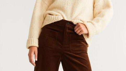 El pantalón ancho, estilizador y barato que te mereces está en Mango Outlet y será tuyo por solo 12 euros