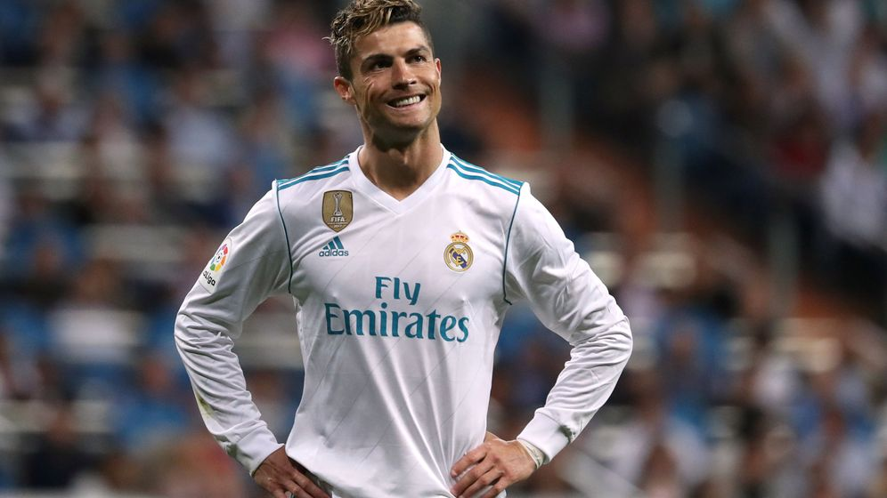 Foto: Cristiano Ronaldo. (Reuters)