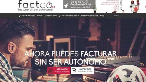 Los otros Factoo: Empleo, a la caza de una decena de 'cooperativas' de autónomos