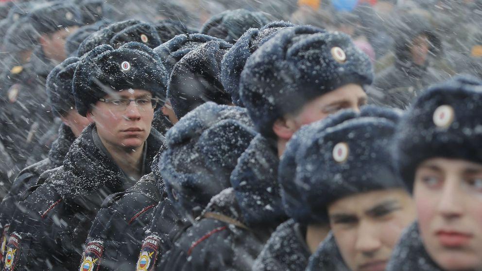 Putin crea una Guardia Nacional a su servicio para mantener el orden público