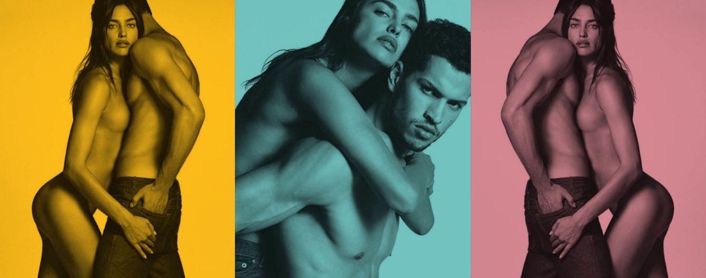 Irina Shayk, desnuda piel con piel con otro que no es Bradley Cooper