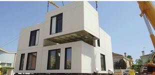 Post de Industrializadas en tiempo récord: cómo contruirán tu casa más rápido